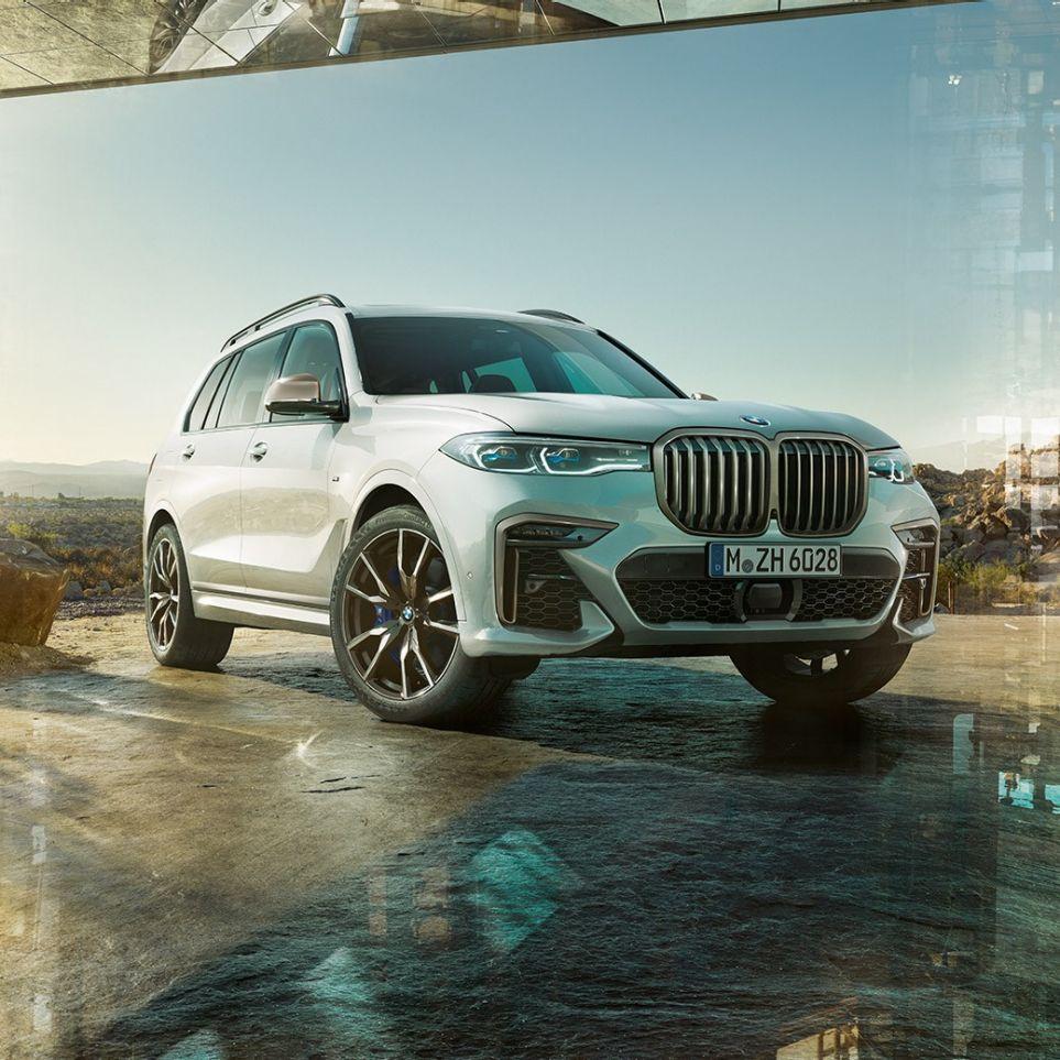 Bmw X7 2018: BMW X7: The SAV Of The Luxury Class