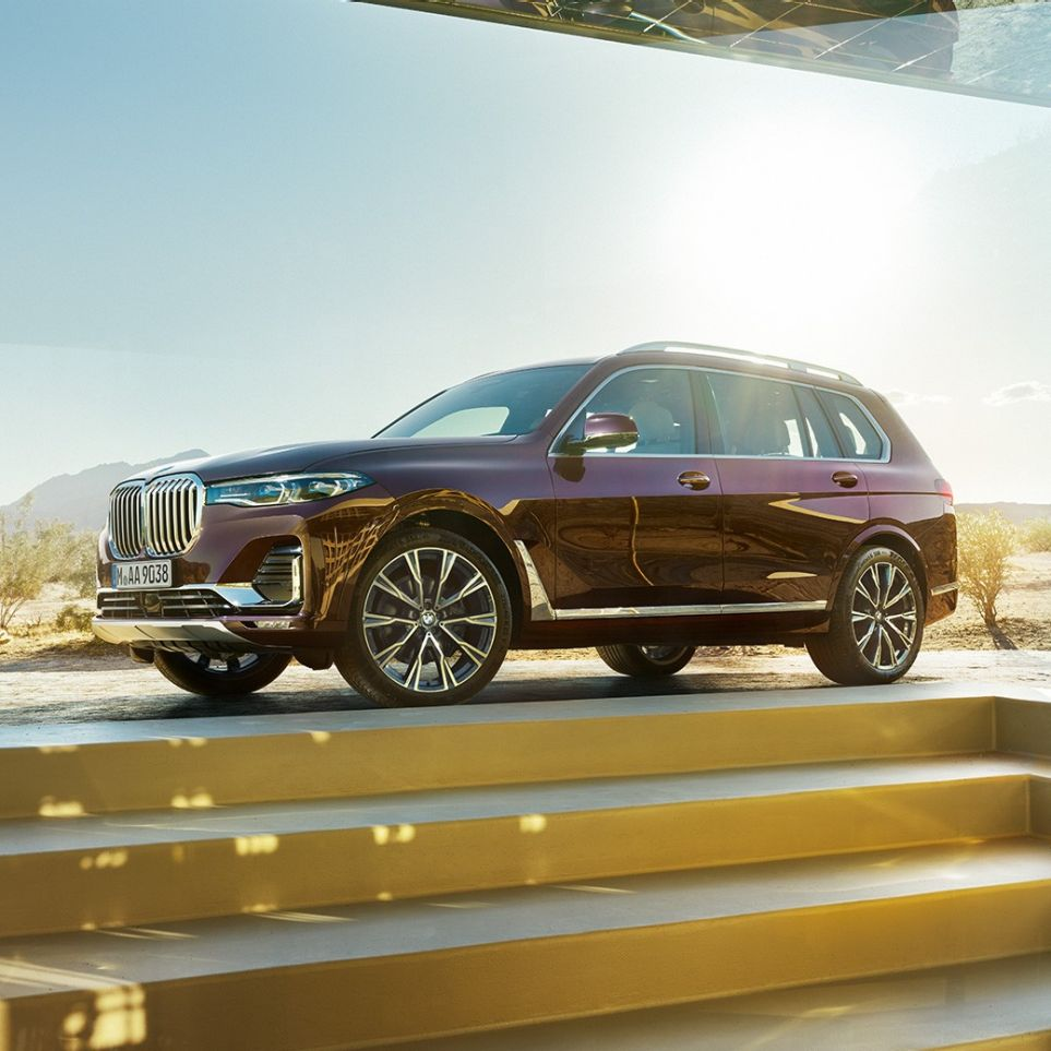 Bmw X7 2018: BMW X7: The SAV Of The Luxury Class