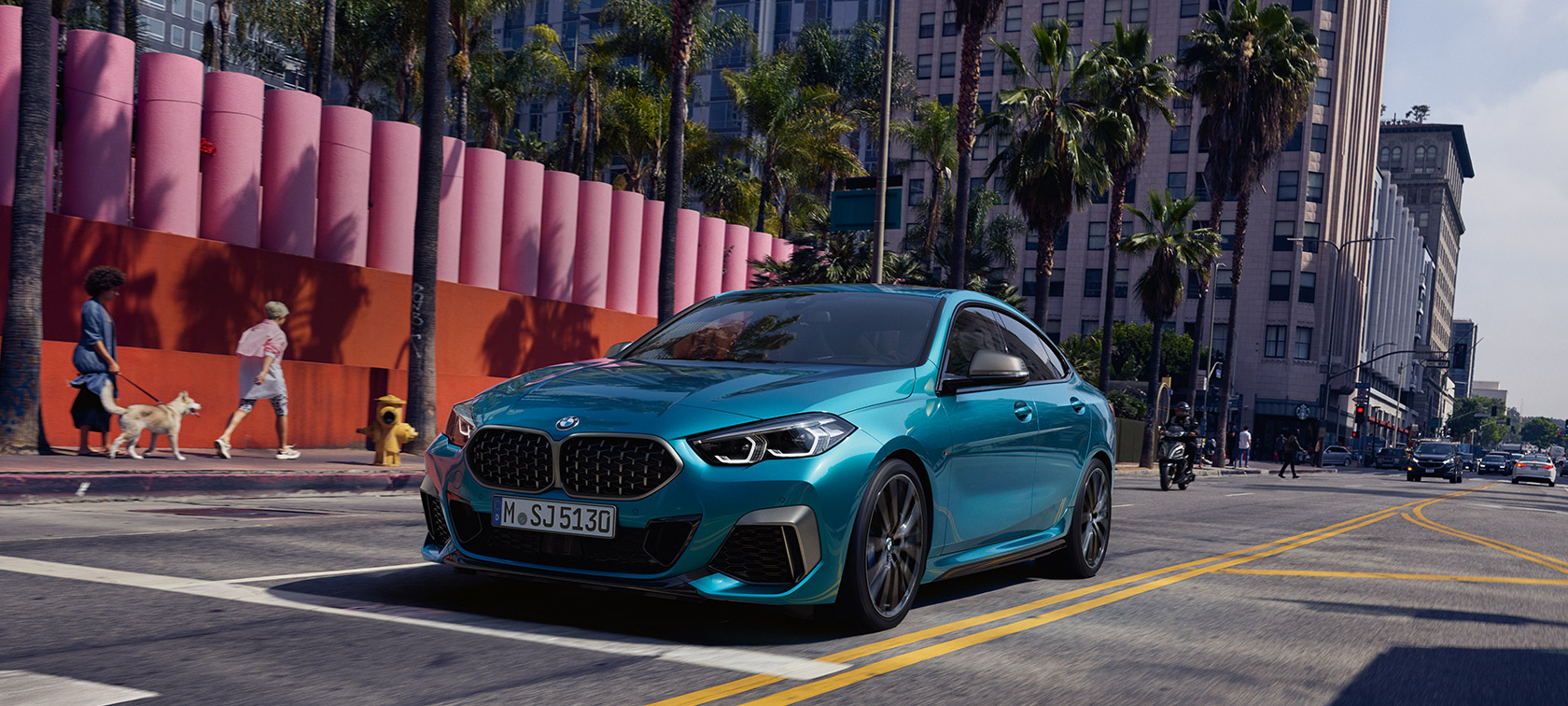 The Bmw 2 Series Gran Coupe 2 Irresistible