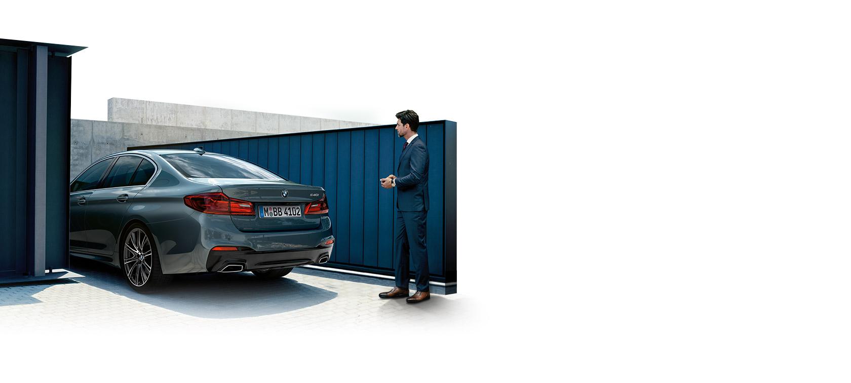 BMW 5 Series Sedan : Innovation & Technology