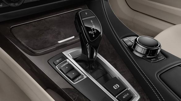 BMW 6 Series Gran Coup  Driving Dynamics  Efficiency