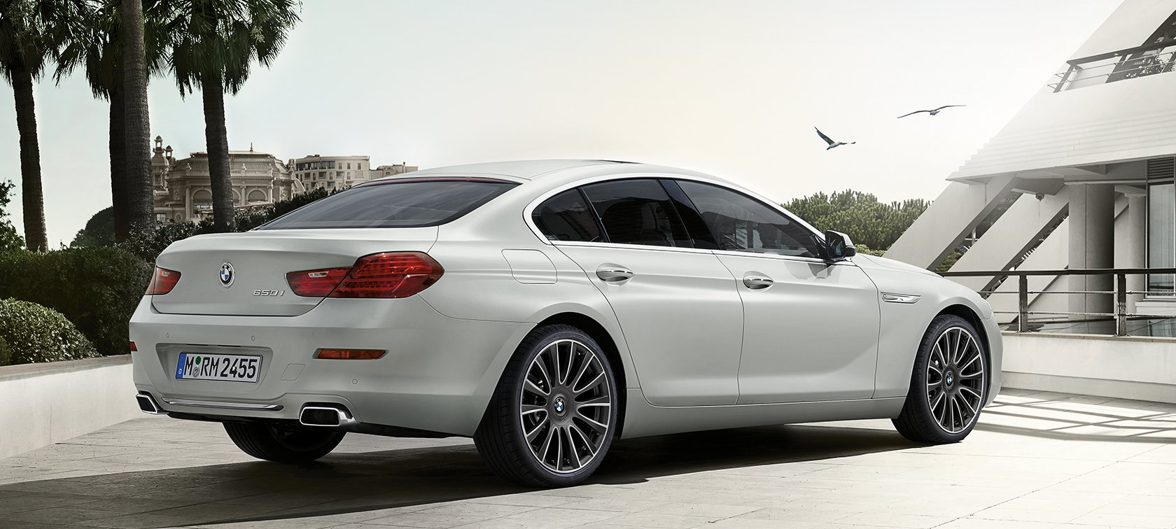 BMW 6 Series Gran Coupe Equipment