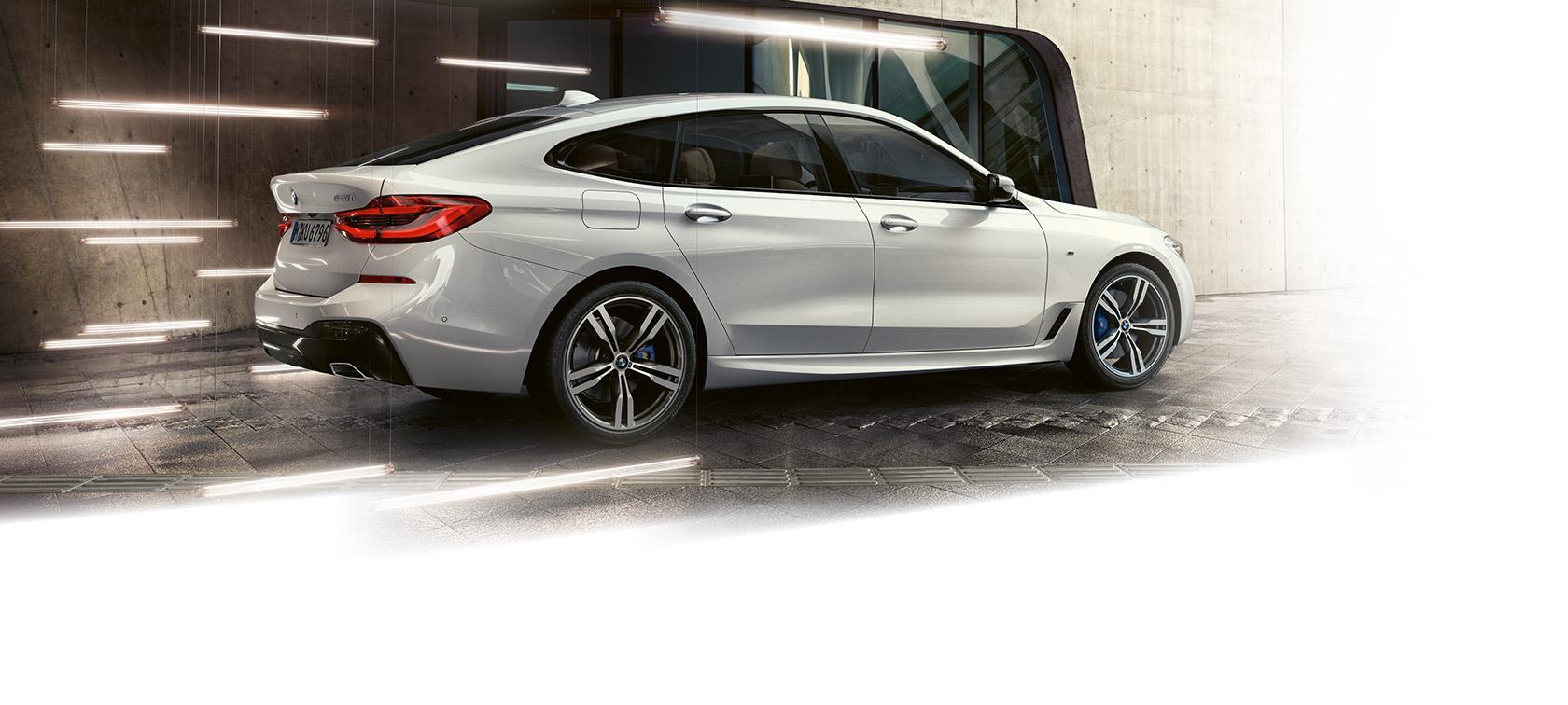 Bmw Gt Full Form >> Bmw 6 Series Gran Turismo At A Glance