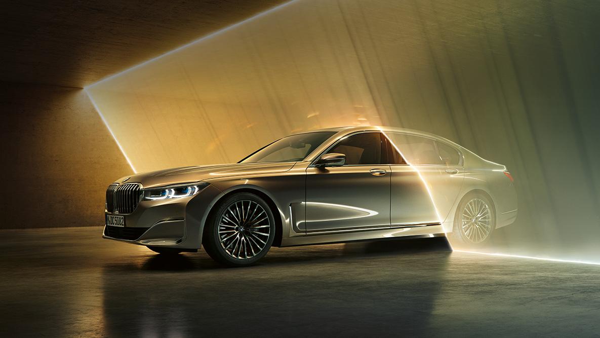 Bmw 7 Series The Sedan Of The Luxury Class Bmw In