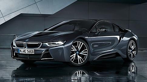 BMW I At A Glance - A bmw i8