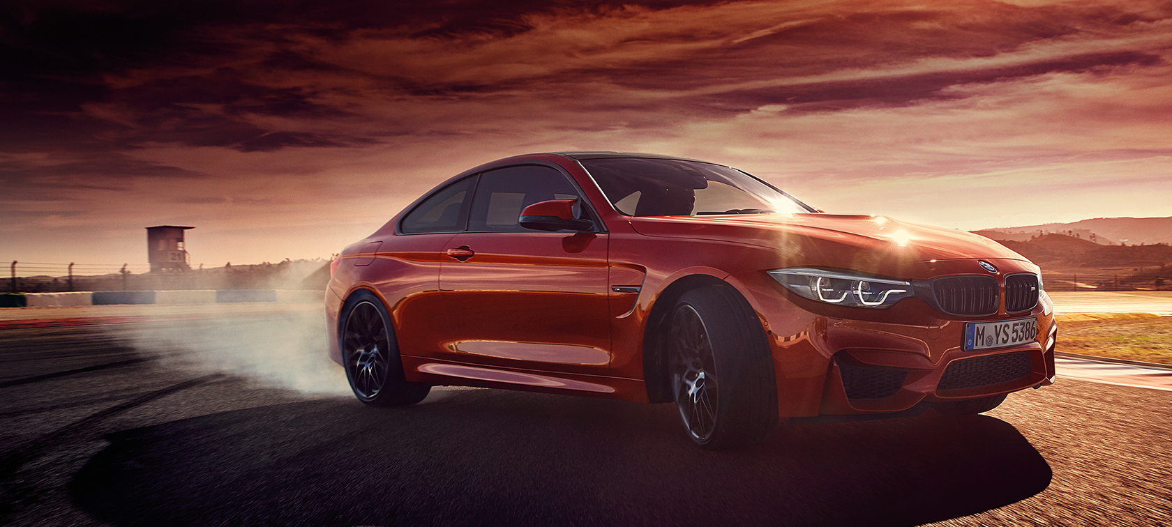 Bmw M4 Coup 233 At A Glance