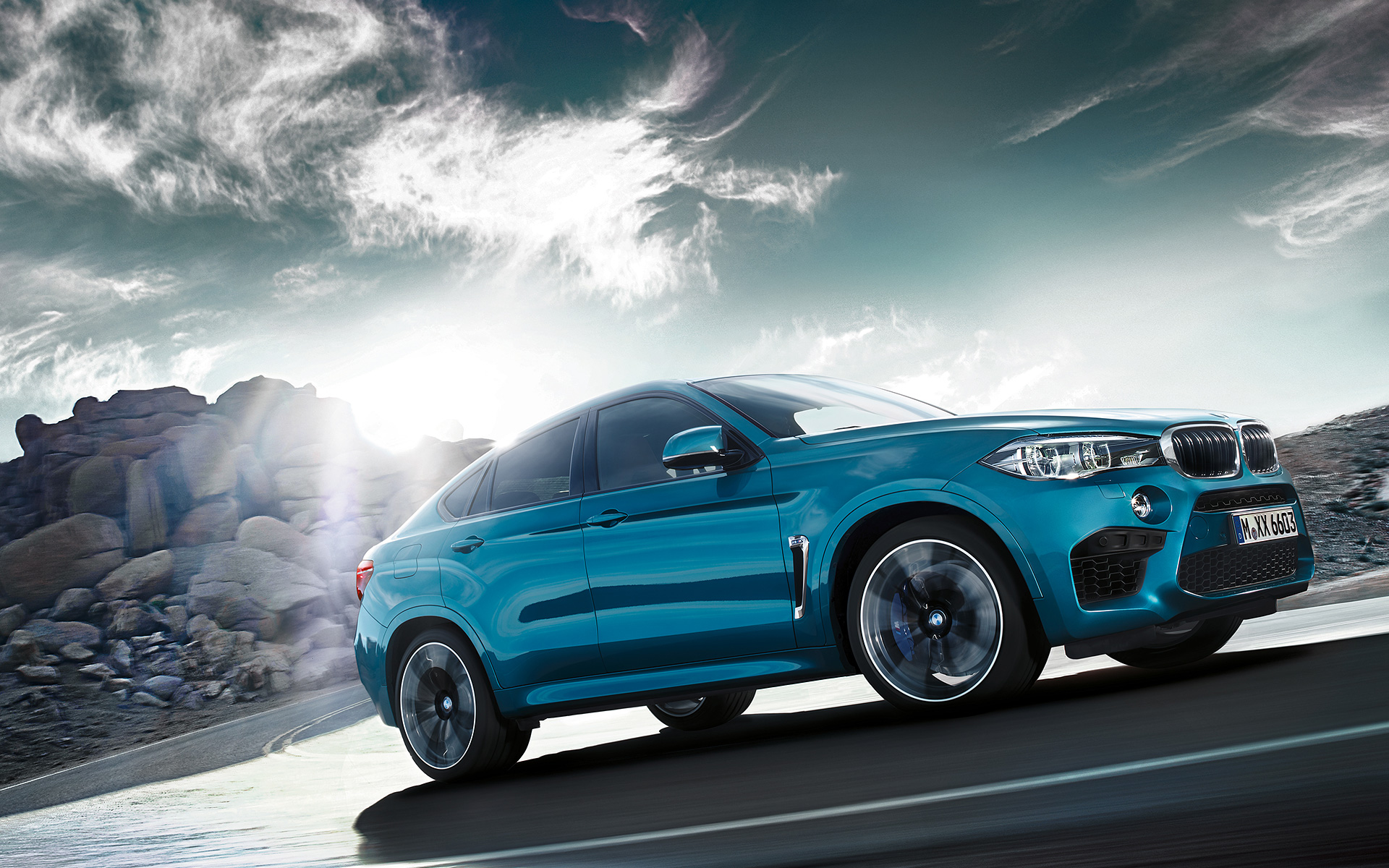 Bmw X6 M Images Amp Videos