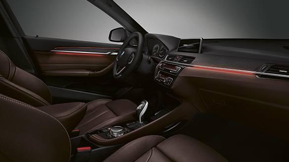 Beautiful INTERIOR DESIGN. The BMW X1 ...