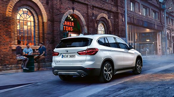 BMW X1 : Driving Dynamics & Efficiency
