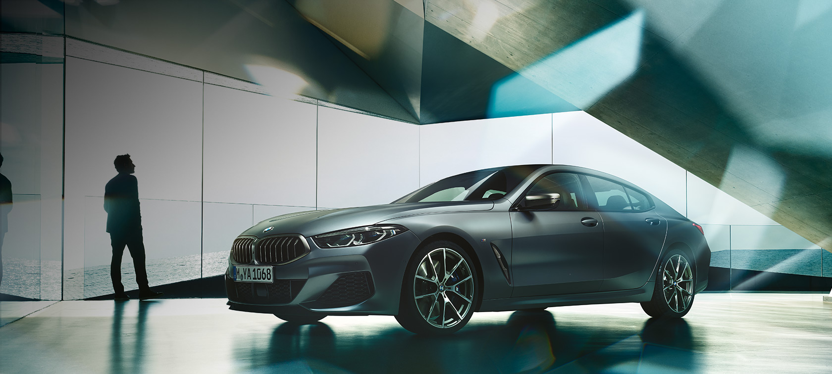BMW 8 Series Gran Coupé, design, inform, data, equipment